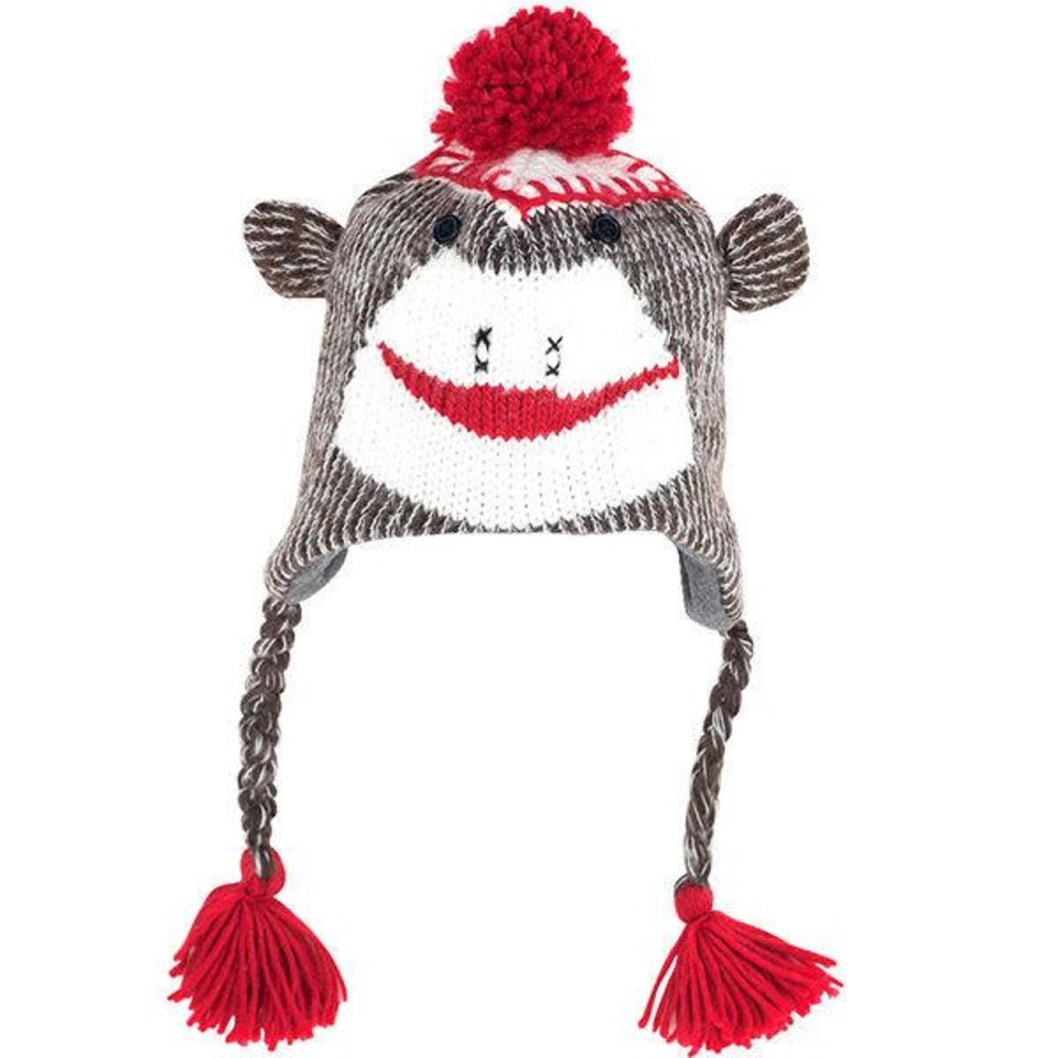Sock Monkey cap <strong></strong>