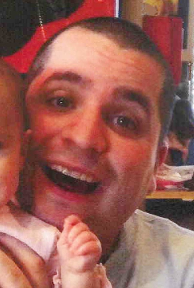 Photo - FILE - This undated file photo submitted into evidence by defense attorney Julia L. Gatto shows New York City police Officer Gilberto Valle. A federal judge, late Monday, June 30, 2014, overturned Valle's kidnapping conspiracy conviction. (AP Photo/Provided by Attorney Julia L. Gatto, File)
