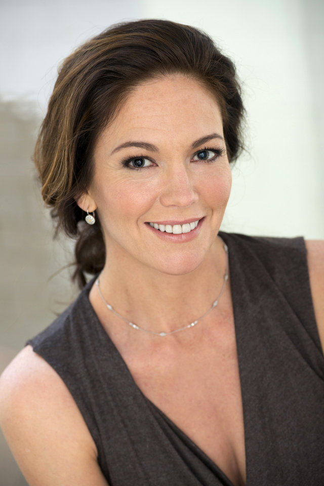 Photo -   In this Aug. 23, 2012 photo provided by the Goodman Theatre in Chicago, stage and screen actress Diane Lane poses for a portrait at the Goodman Theatre. Lane is portraying Princess Kosmonopolis, an older woman being used by a younger man to win back his former lover, in Tennessee Williams'
