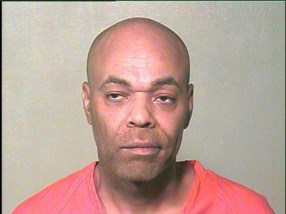 Leonard DeWitt Anthony, 49, was tased and arrested on a rape complaint after he tried to run away from police behind a Buy for Less July 17.