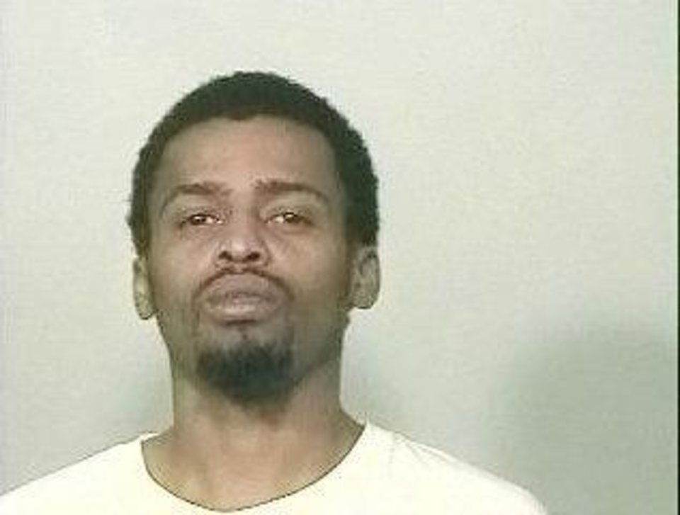 Photo - McKinley Anthony Smith Jr.  Provided - Oklahoma County jail