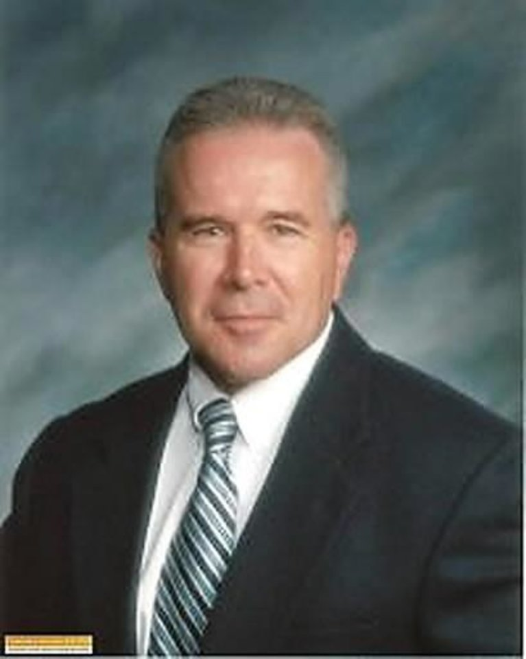 Photo - Jeff Pritchard is the superintendent of Seminole Public Schools and leads a student population of 1,845. This is the largest of 10 school districts in Seminole County, population 25,000. Pleasant Grove was annexed to the Seminole school district in 2010-11. Photo provided, July 2012.