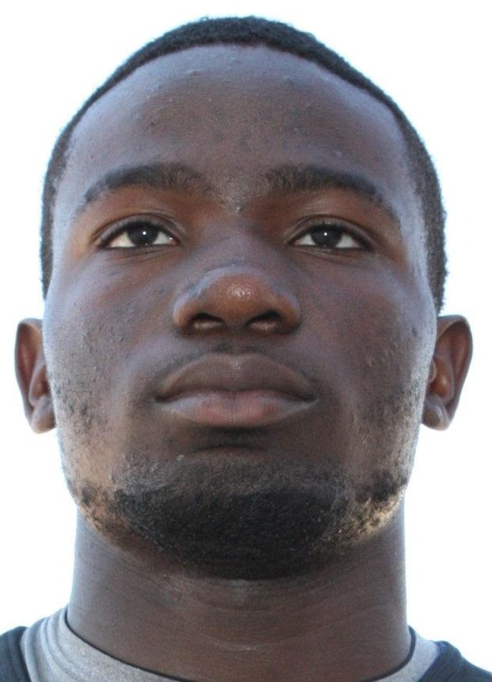 Oklahoma State commitment Victor Irokansi. PHOTO PROVIDED