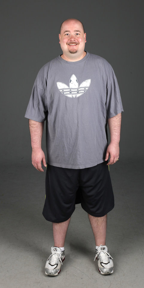 Photo - ** DO NOT PUBLISH AGAIN **ONLY USE WITH KEN 2.0 FROM FAT TO FIT COLUMN**WEIGHT LOSS / FITNESS / PROGRAM: Ken Raymond weekly photo for Ken 2.0: From Fat to Fit, Friday, May 28, 2010. Photo by Doug Hoke, The Oklahoman. ORG XMIT: KOD ** DO NOT PUBLISH AGAIN **ONLY USE WITH KEN 2.0 FROM FAT TO FIT COLUMN**