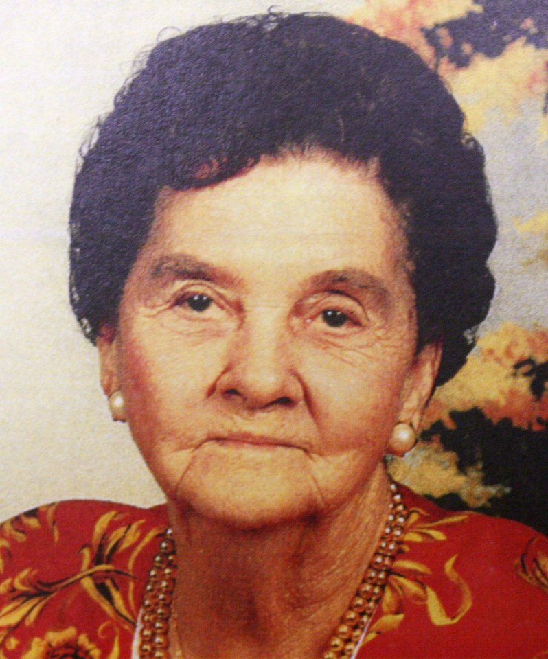 Photo - LUELLA WRIGHT / UNSOLVED MURDER: Luella