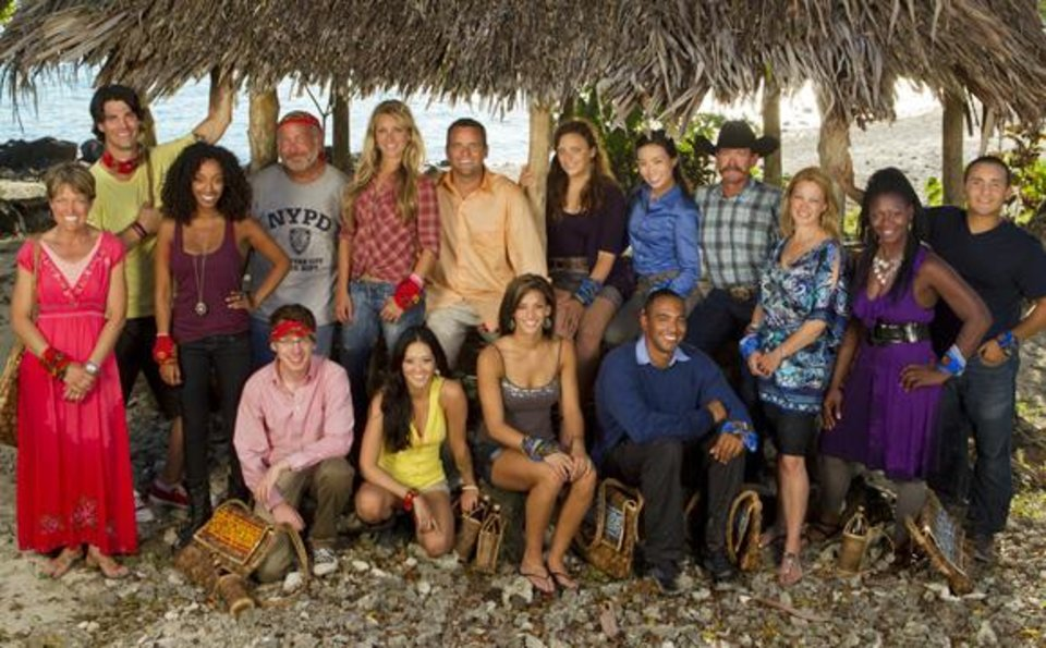 Group during SURVIVOR: SOUTH PACIFIC, scheduled to air on the CBS Television Network.  Photo: Montry Brinton/CBS�© 2011 CBS Broadcasting Inc.