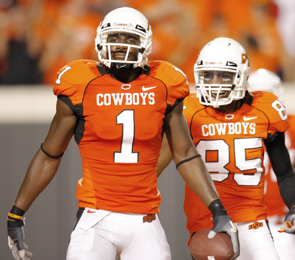 Oklahoma State football: Looking back at Cowboys who ...