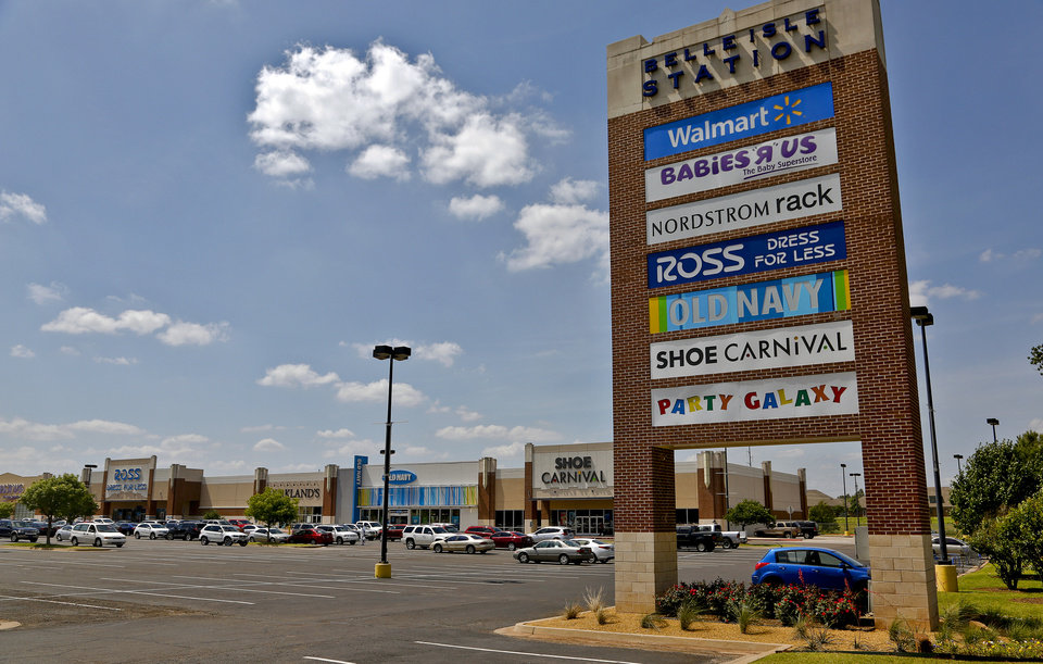 Photo - The Walmart store at Belle Isle Station is one of the top locations for 911 calls in Oklahoma City, according to police records. File photo by Chris Landsberger, The Oklahoman