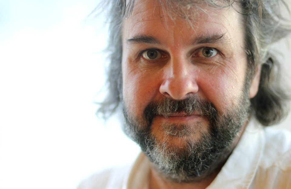 Photo - FILE - In this July 14, 2012 file photo, filmmaker Peter Jackson, from the film