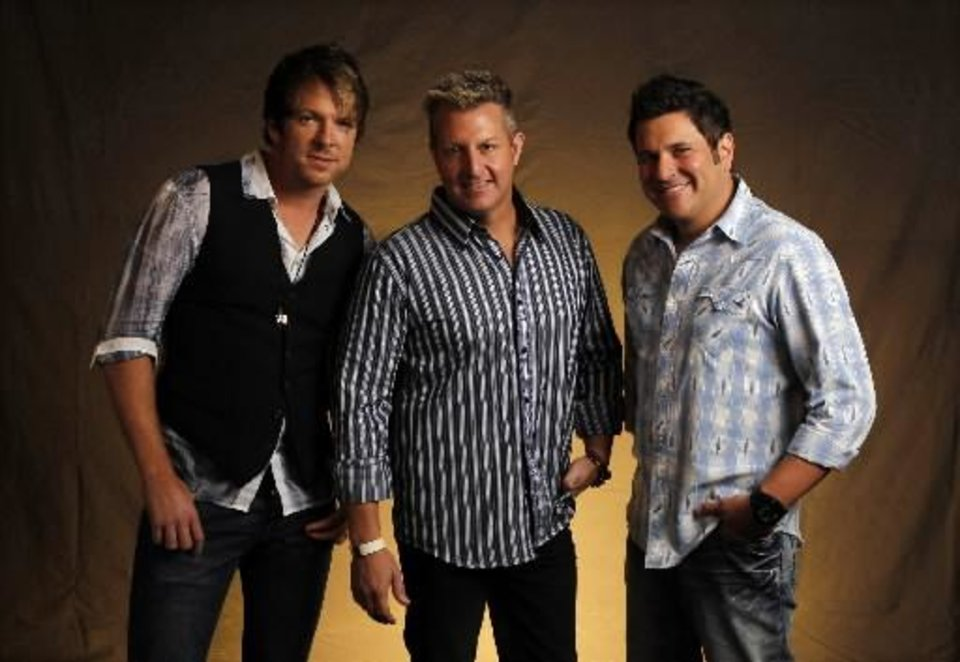 Rascal Flatts (AP file)