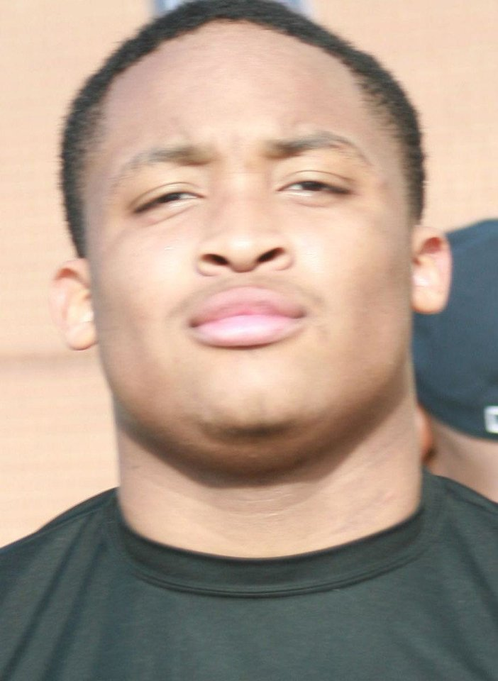 OU football recruit Charles Walker. PHOTO PROVIDED <strong></strong>