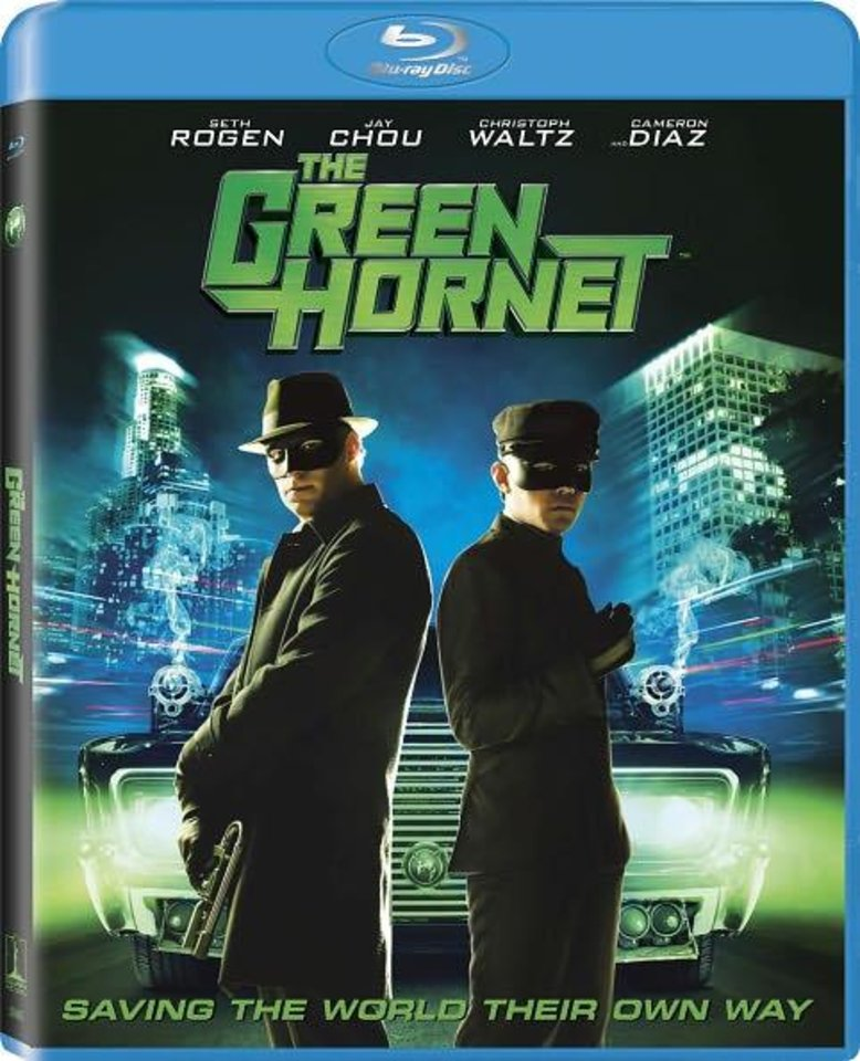 Photo -  Green Hornet Blu-ray