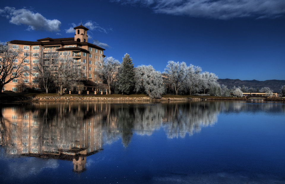 The Broadmoore Hotel in Colorado Springs will host a Women's Women's Weekend of Wellness April 14 to 16. Photo provided. <strong></strong>