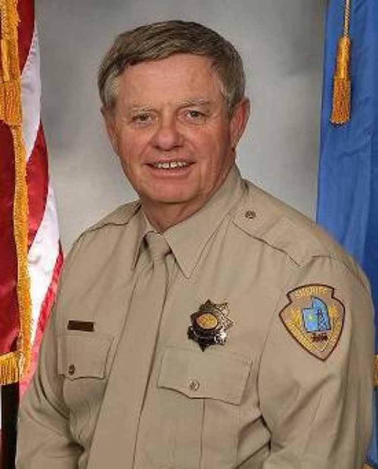 Photo - Woodward County Sheriff Gary Stanley   - Oklahoma Sheriffs' Association