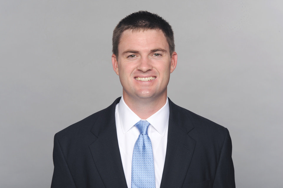 Miami quarterbacks coach Zac Taylor. (AP Photo)