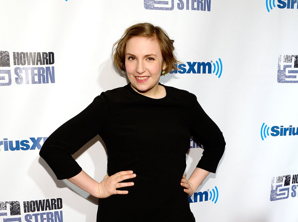 Photo - FILE - In this Jan. 31, 2014 file photo, actress Lena Dunham attends