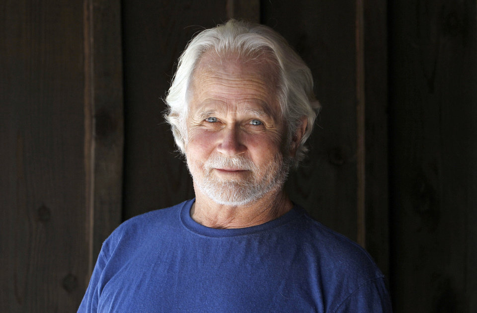 "In this Thursday, Sept. 18, 2012 photo, Tony Dow, actor, director and artist, poses at his home and studio in the Topanga area of Los Angeles. When it comes time to sitting down in a studio and carving out bronze and wooden sculptures inspired by the nature all around him, Wally isn't leaving it up to the Beav these days. Dow, who famously played the Beaver's older brother Wally on the classic 1950s-60s sitcom ""Leave it To Beaver,"" is carving out a name for himself in the art world these days, as an abstract artist. (AP Photo/Reed Saxon) ORG XMIT: CARS608 <strong>Reed Saxon - AP</strong>"