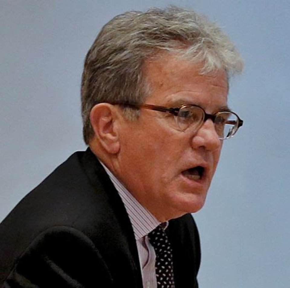 Photo - Former U.S. Sen. Tom Coburn  Oklahoman File Photo
