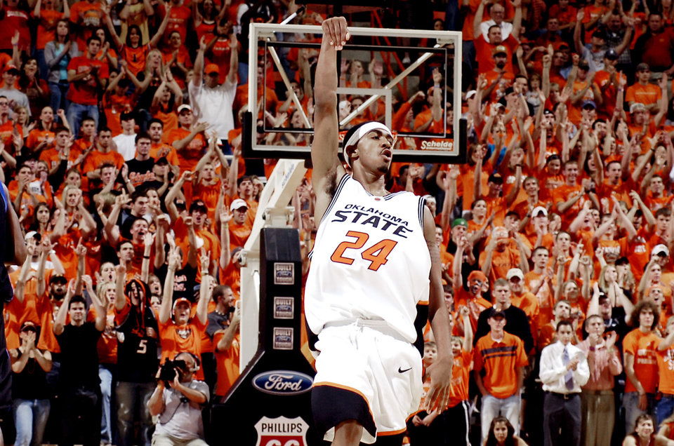 Photo - OKLAHOMA STATE UNIVERSITY COLLEGE BASKETBALL: JamesOn Curry has supplied Oklahoma State with plenty of excitement over the past three seasons . Monday, the senior-to-be announced his plans to make himself available for the NBA Draft.@@@@@@@@@@@@@@@@DO NOT USE UNTIL WE HAVE A FEATURE ON HIM.  TALK TO MATT CLAYTON IF YOU ABSOLUTELY MUST USE THIS SOMEWHERE. THANKS@@@@@@@@@@@@@@@@@@@@@@@@@@@@