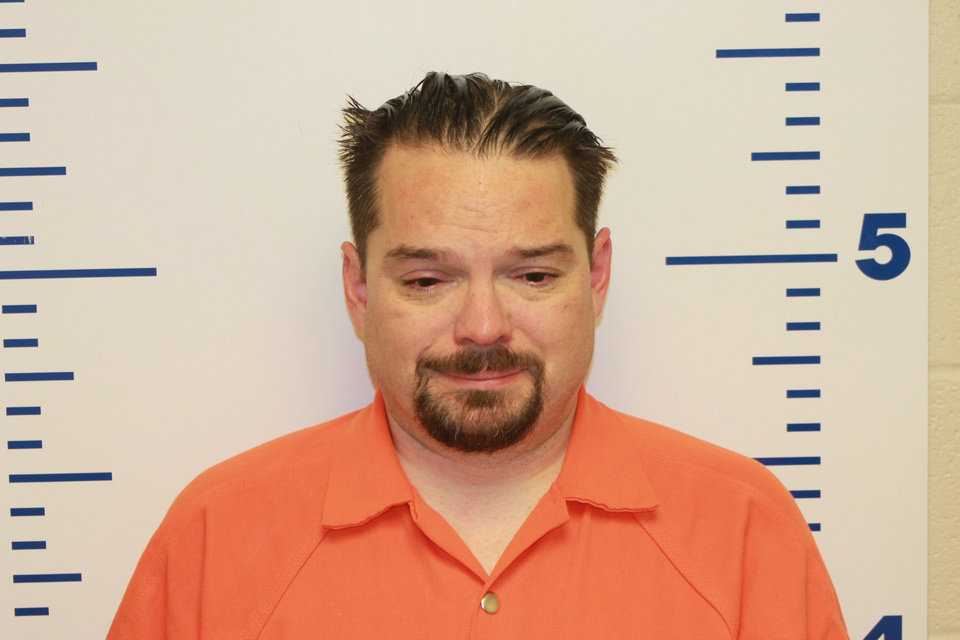 Logan County Man Accused Of Sexually Abusing Foster Child