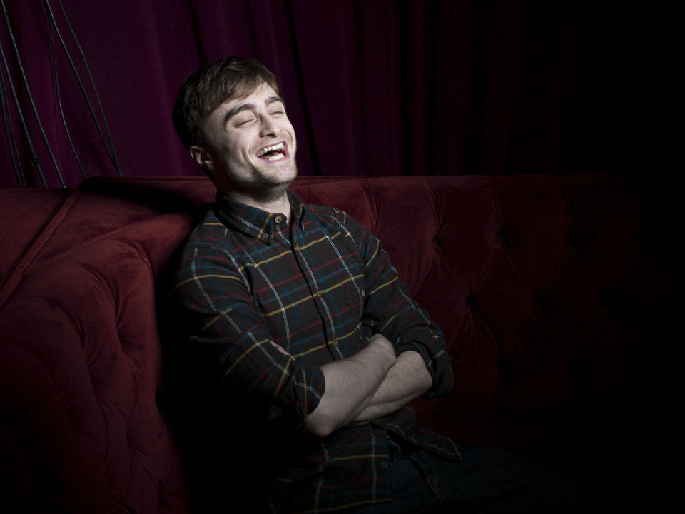 Photo - Daniel Radcliffe from the film