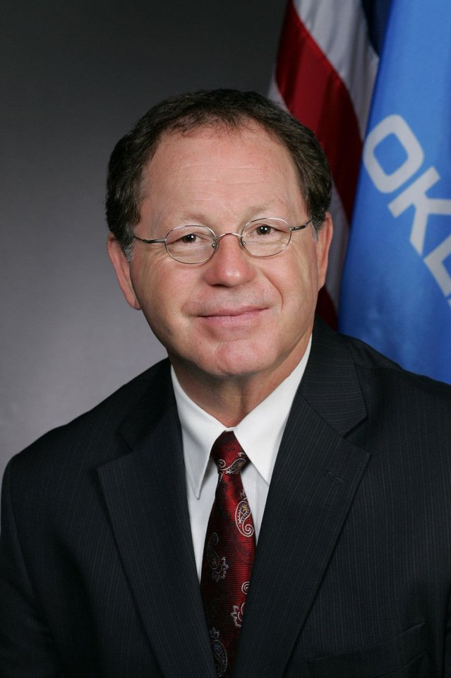Photo - Rep. Dan Fisher, R-El Reno