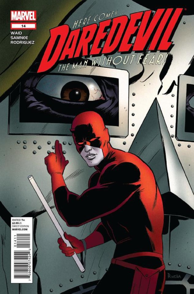 �Daredevil� No. 14. Marvel Comics.