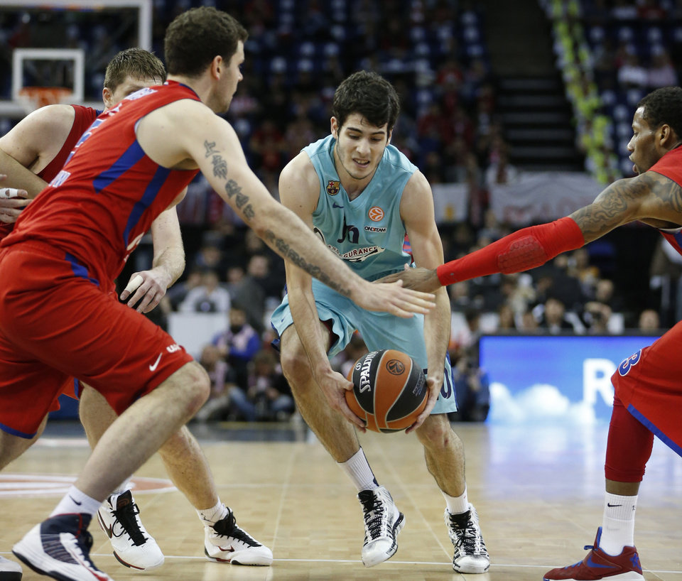 Alex Abrines.  PHOTO PROVIDED