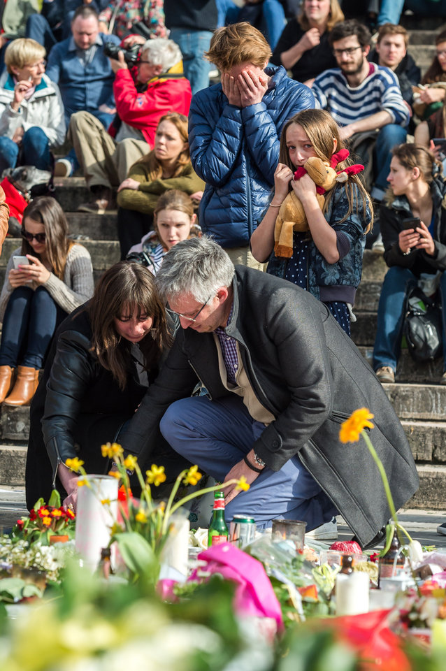 The Latest: 2 more Americans identified as Brussels ...