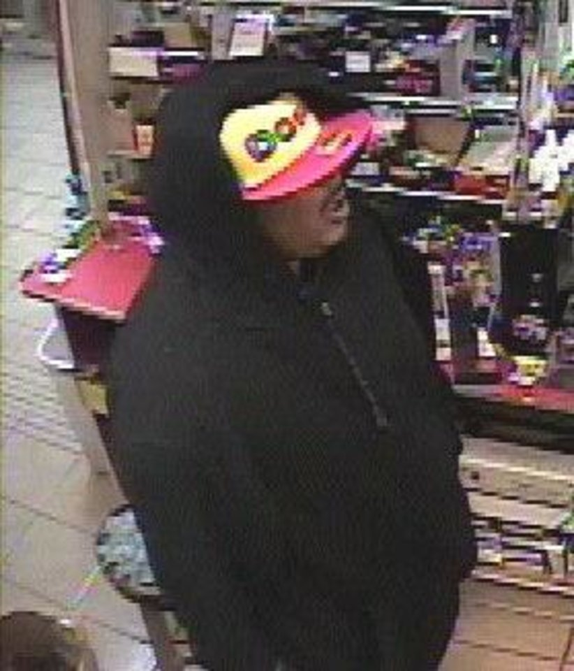 Photo - This is a photograph of a man wanted in the shooting death of a store clerk in north Oklahoma City that happened July 23 at 4 Seasons Gas & Food store, 13 NW 63. Killed was Habib Hajimirzaei, 62, of Oklahoma City, the store clerk.   - Photo Provided