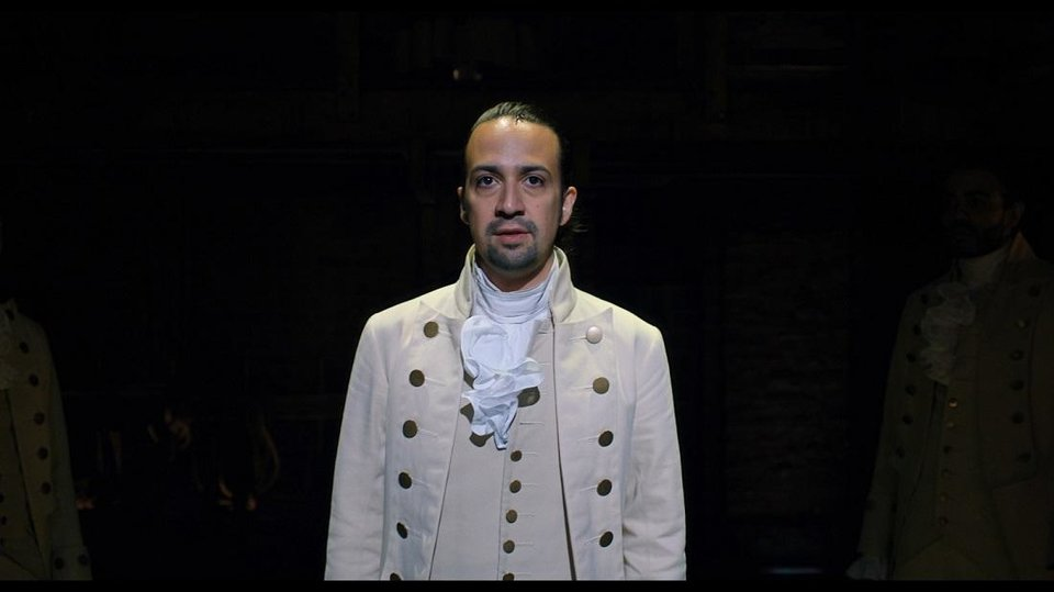 Photo - Lin-Manuel Miranda plays Alexander Hamilton in
