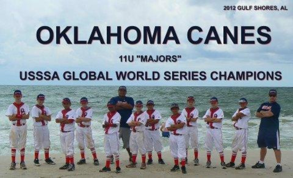 OK Canes USSSA Global World Series Champs