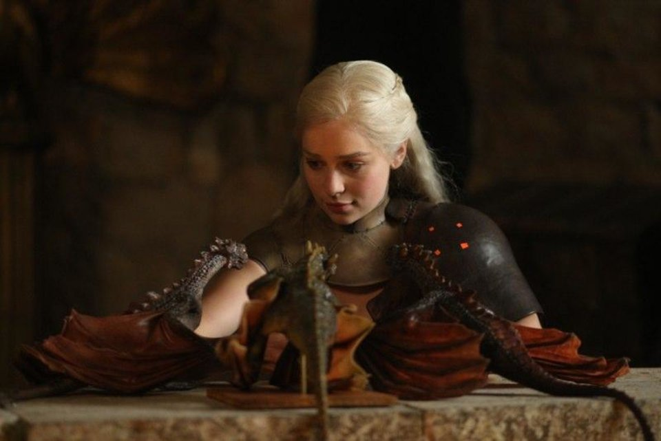 Photo -  Daenerys Targaryen, Mother of Dragons.