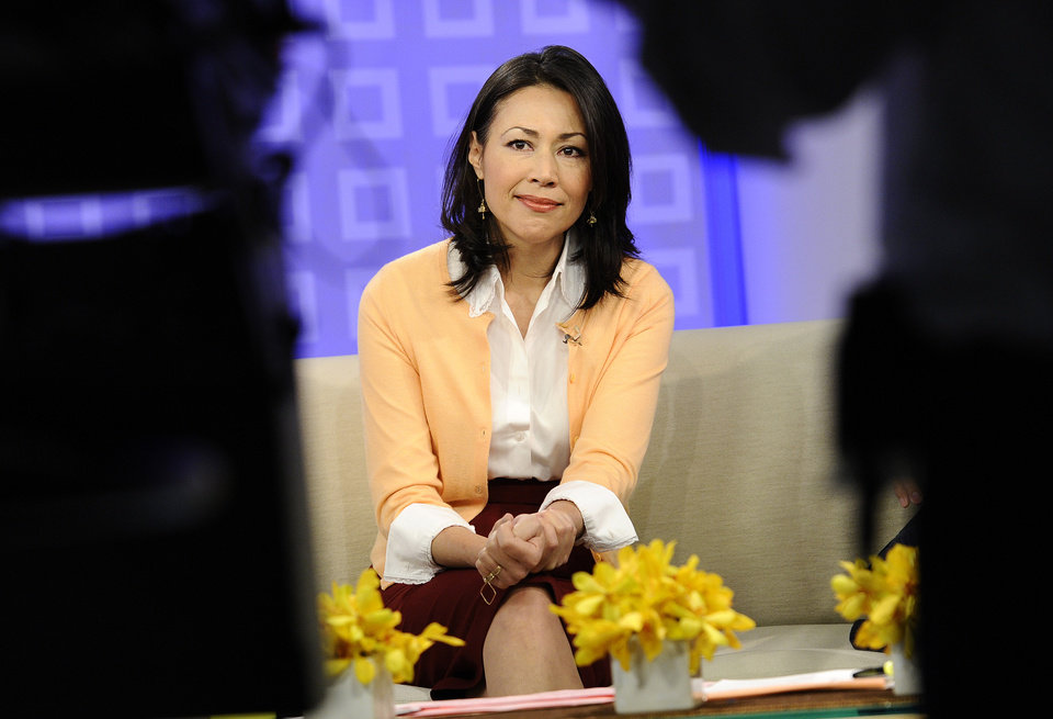 Photo -   FILE - This July 27, 2011 file photo released by NBC shows co-host Ann Curry on the