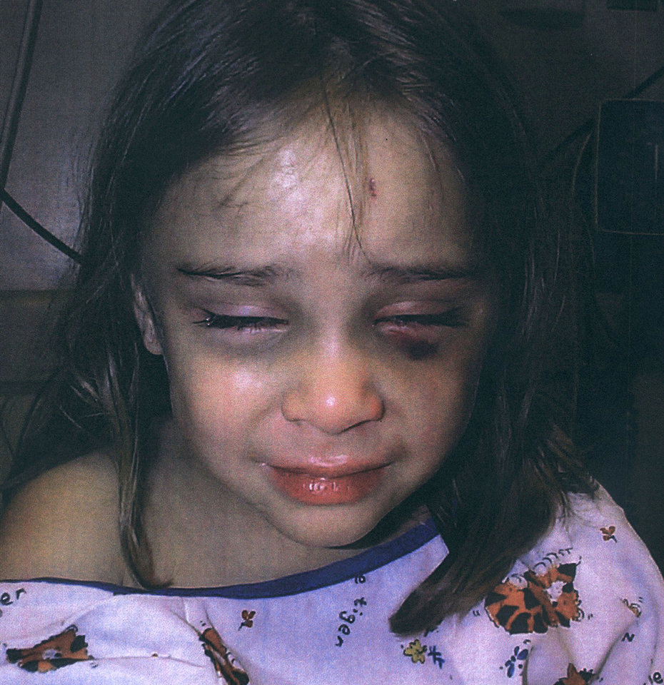 Photo - The federal government is threatening Oklahoma with a loss of funds if it continues to let Oklahomans know when its child welfare system fails children like Kelsey Smith-Briggs and Serenity Deal in the weeks and months leading up to their deaths.  Photo provided - Photo provided