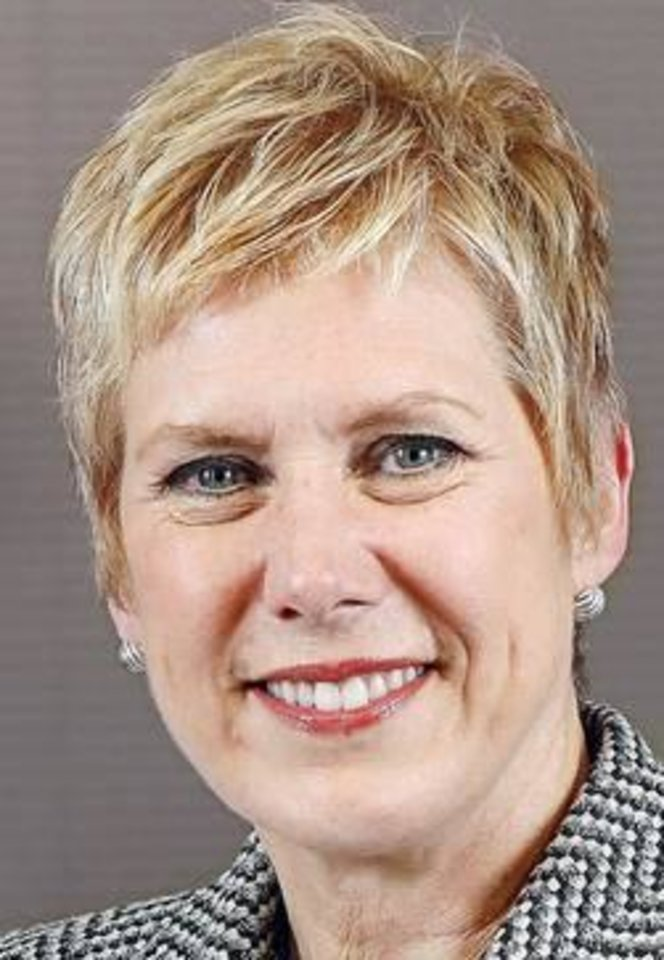 Photo -  Janet Barresi deserves a second term as state schools superintendent.