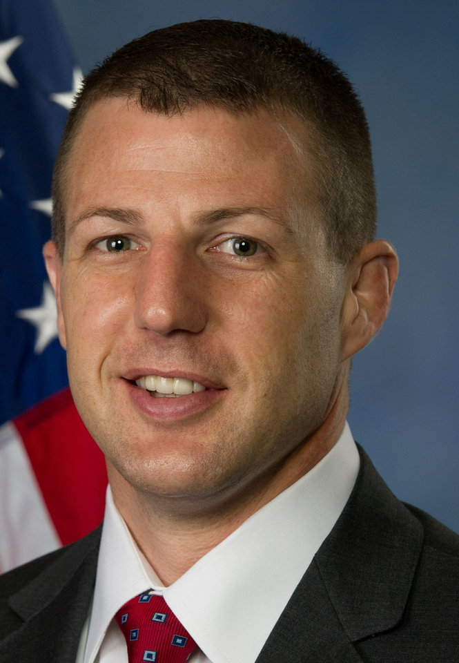 Rep. Markwayne Mullin <strong> - U.S. House Photo</strong>
