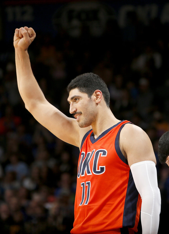 Photo -  Enes Kanter