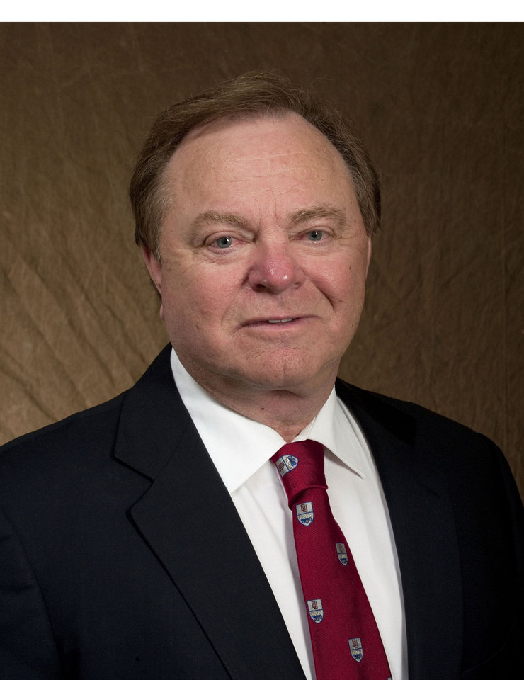 Photo - Continental Resources Chairman and Chief Executive Officer Harold Hamm.  (PRNewsFoto/Continental Resources) ORG XMIT: PRN2
