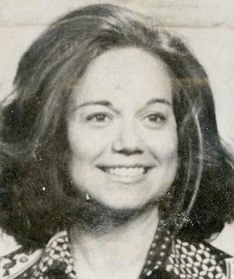 Jerry Ann Watson Her body was found  Dec. 30, 1975, in northwest Oklahoma County.