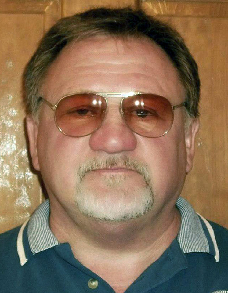 Photo - This photo from Facebook shows James T. Hodgkinson. A government official says Hodgkinson is the suspect in the Virginia shooting that injured Rep. Steve Scalise and several others. (Facebook via AP)