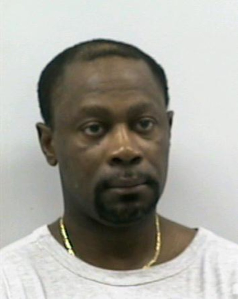 Photo -  Albert Johnson in 2006. Provided Photo    -  Oklahoma Department of Corrections