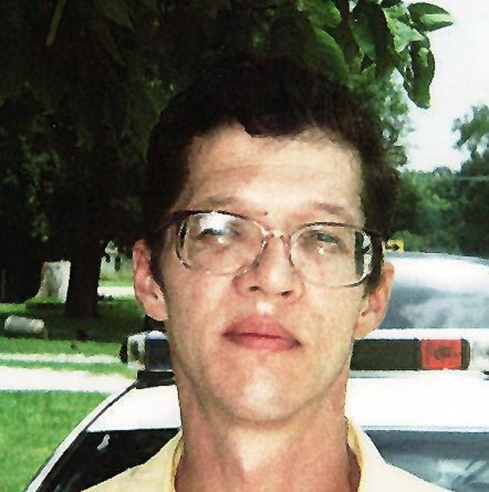 John Patrick Williams is pictured in his Norman neighborhood shortly before his death. PHOTO PROVIDED BY NORMAN POLICE DEPARTMENT