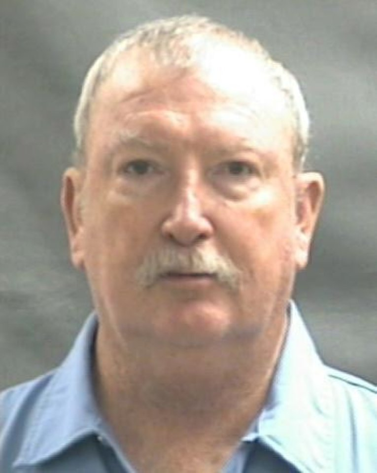 Jerome Jay Ersland Shown in prison last year