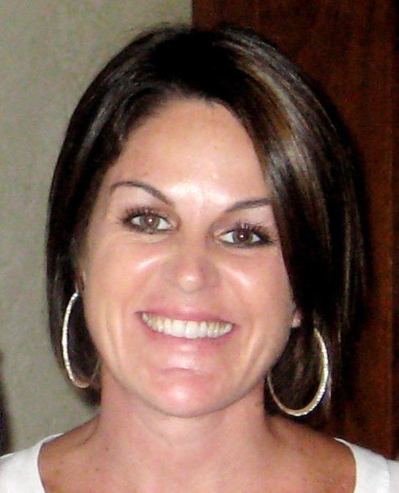 Photo - Julie Mitchell Mitchell was beaten to death at her home on Nov. 2, 2010.