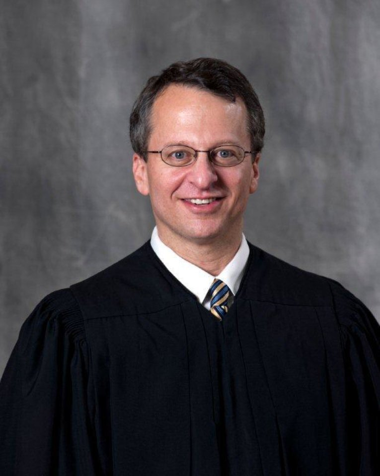 Photo - Robert E. Bacharach The magistrate judge from Edmond was nominated by President Barack Obama for a seat on the 10th U.S. Circuit of Appeals.