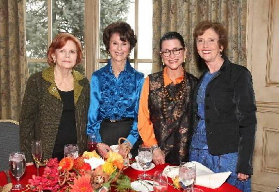 Miriam Greenberg, Adrianne Greenberg, Lisa Cohen and Gail Benjamin.