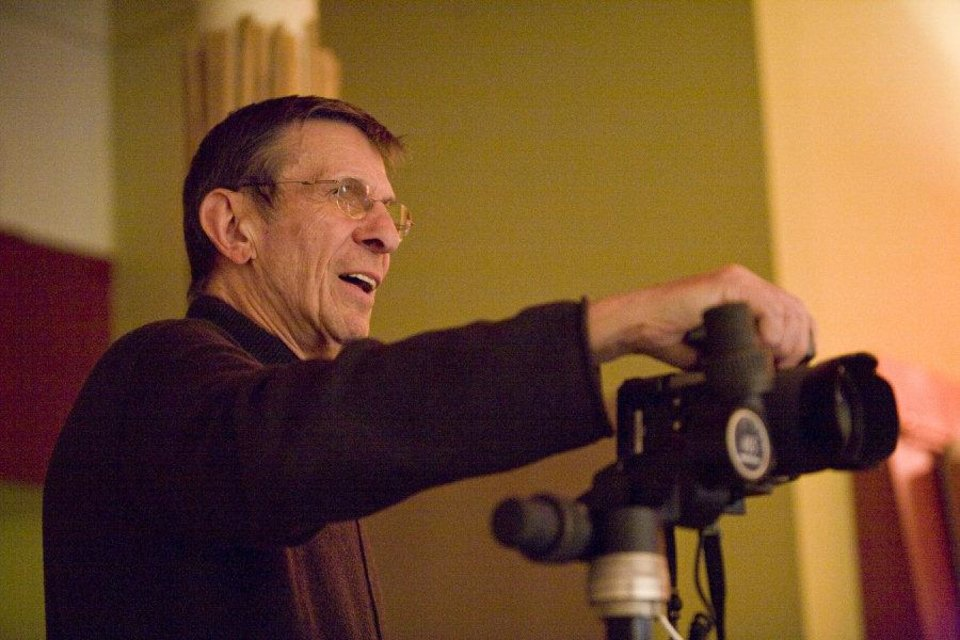 Photo - Leonard Nimoy Photo Project