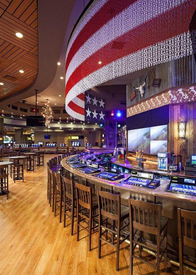 Gilley's at Choctaw Casino, Durant. <strong> - PROVIDED</strong>