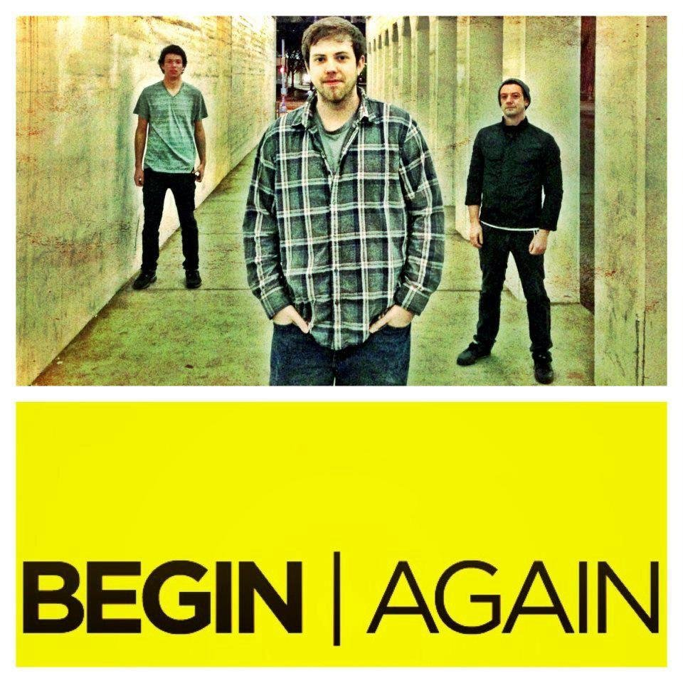 Photo - Norman-based band Begin Again is featured on the digital compilation